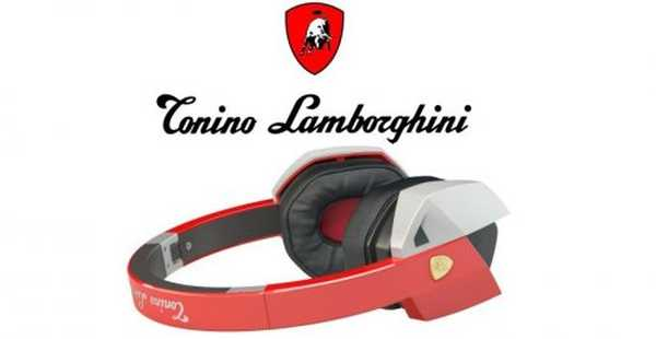 Tonino Lamborghini Spectrum One - Review headphone tercepat