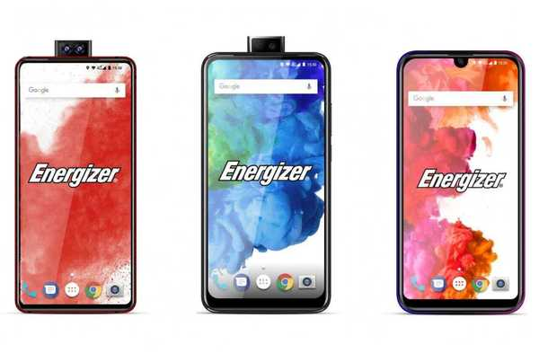 Смартфони Energizer Ultimate U620S и U630S Pop