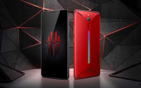 Smartphone ZTE nubia Red Magic Mars prednosti i mane